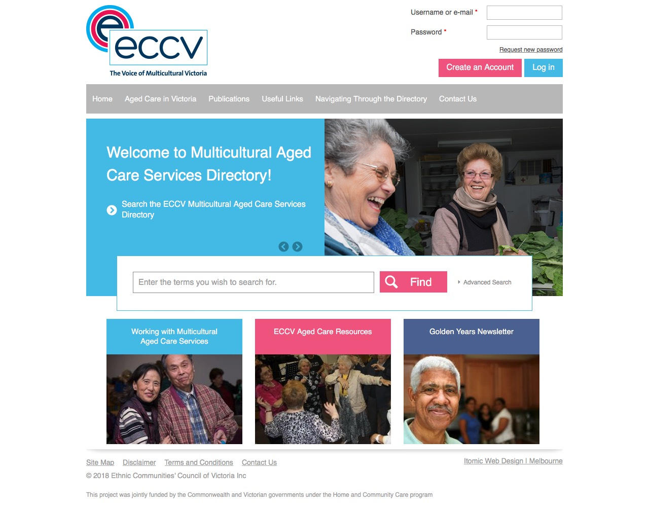 Multicultural Aged Care Directory