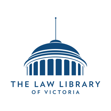 Law Library Victoria Logo Colour