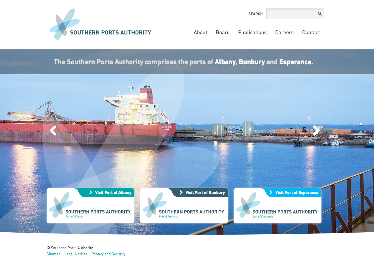 Southern Ports Authority